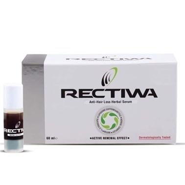 Rectiwa Anti Hair Loss Herbal Serum 4x17ml Renksiz